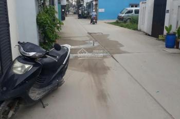 Bán nhà mặt phố, thuộc Bình Hưng Hòa, Quận Bình Tân TPHCM. DT 5mx14m đường nhựa thông 6m tiện KD