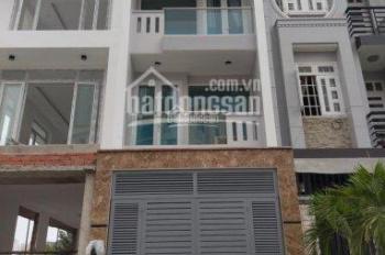 Cho thuê nhà phố P. An Phú, đường Đỗ Pháp Thuận: 8x24m, trệt, 3 lầu, giá 60 tr/th