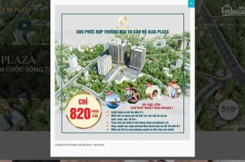 Alva Plaza dự án tiềm năng phát triển bậc nhất TP. Thuận An giai đoạn F0 cho các nhà đầu tư 18tr/m2