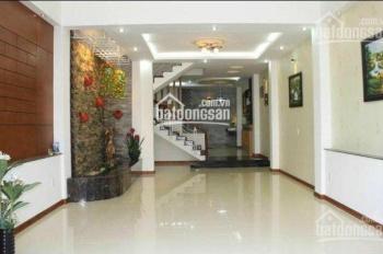 Nhà cho thuê nguyên căn 53A Nguyễn Trãi, DT: 9,5m x 20m, 3 lầu đối diện trường đại học Sài Gòn