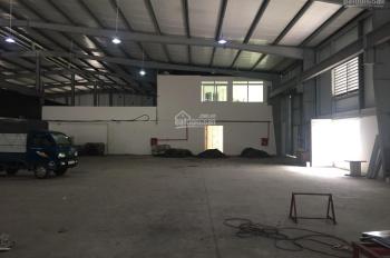 Cho thuê kho ở KCN Ninh Sở Thường Tín 650m2, 45 nghìn/m2, LH 0867798939
