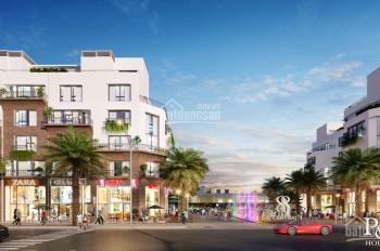 Bán Shophouse 3 mặt thoáng dự án 88 CenTral Thạch Bàn, Long Biên. CK 5%, vay 70% miễn lãi 12 tháng