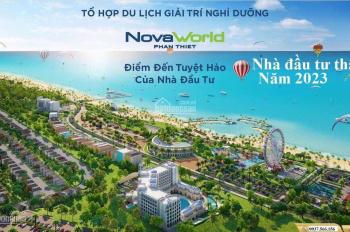 Bán nhanh, căn shophouse Novaworld Phan Thiết, cực đẹp để về Canada, rẻ hơn giá thị trường hơn 1 tỷ