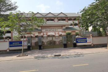 Nhà thô 1 trệt 2 lầu 85m2, vị trí đẹp đối diện trường Song Ngữ Lạc Hồng, giá tốt mùa dịch 5.7 tỷ.