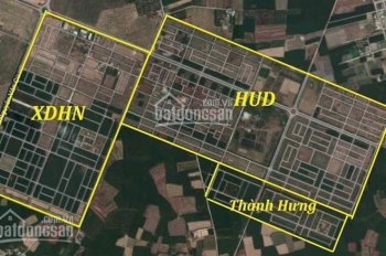 Cần bán nền đất song lập dự án Hud khu đô Thị Long Thọ Phước An
