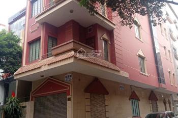 Cho thuê nhà góc 2 MT đường Cộng Hòa, P. 12, Tân Bình. Diện tích: 5x20m 1 trệt 3 lầu