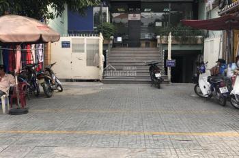 Mặt tiền Trường Chinh giao Nguyễn Thái Bình, DT: 7.5x37m nở hậu vuông 10m. Tiện xây 8 lầu, 40 tỷ 5