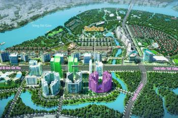 Bán căn hộ Sala 2 phòng ngủ, view hồ bơi, yên tỉnh, thoáng mát, Hướng Đông Bắc. Giá 5.9 tỷ