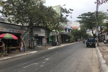 Đất 2 mặt tiền Phan Chu Trinh ngang 17m chỉ 75tr/m2 giá tốt, gần Bãi Trước, Bãi Sau, lưng tựa núi