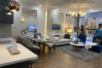 Mới nhất! Sở hữu CHCC 3 phòng ngủ, giá 38tr/m2 full nội thất tại trung tâm quận Cầu Giấy, HTLS 0%