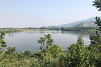 Bán khuôn viên 8000m2 bám mặt hồ lớn ở Lương Sơn giá chỉ 1X tỷ. 0948.035.862