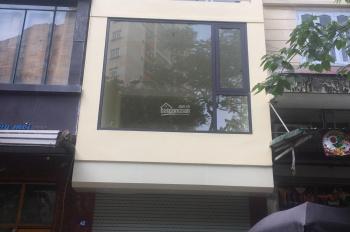 Cho thuê nhà MP Minh Khai, 45m2 x 7 tầng, giá 35tr/th, có thang máy, MT 4,2m, LH 0962,093,043