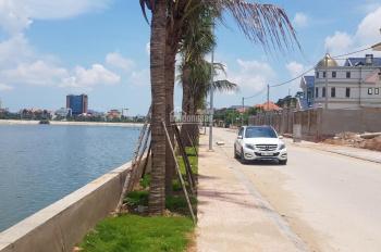 Bán đất mặt đường Hùng Thắng - Hạ Long. Vị trí vàng, view hồ Cái Dăm kinh doanh cực đỉnh