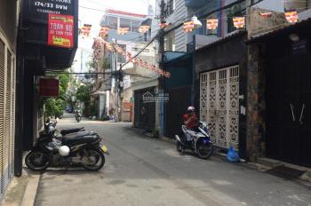 Bán gấp nhà HXH 8m Trần Văn Quang, P10 Q. Tân Bình, 4x12m, 2 lầu, giá 6.3 tỷ TL