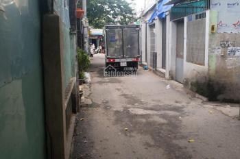 Bán lô đất hẻm xe hơi thông đường số 9, phường 16, Gò Vấp