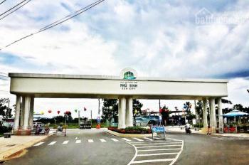 Bán lô đất Cát Tường Phú Sinh, ngay cổng dự án 10*20m, kinh doanh buôn bán tốt 1,2 tỷ