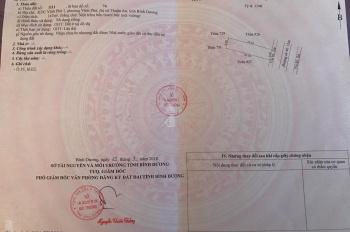 Chính chủ cần bán lô đất 147m2 KDC Vĩnh Phú 1 Vũ Kiều, phường Vĩnh Phú, TX Thuận An tỉnh Bình Dương
