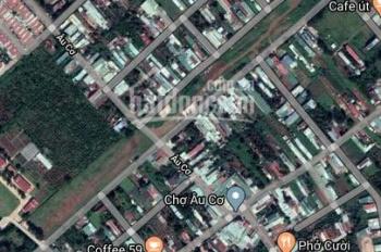 Đất gần chợ Âu Cơ, khu dân cư đông, đường 6m thổ cư 100%