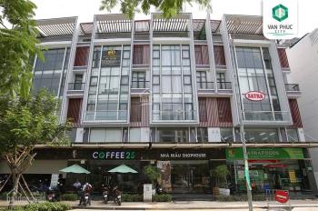Sản phẩm nhà phố - Shophouse Vạn Phúc RiverSide 5x17m, 5x20m, 5x22m, 5x23m giá ưu đãi 10.2 tỷ/căn