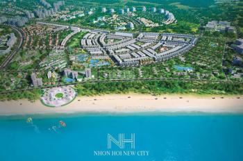 Bán gấp nền Liên kế PK4 Nhơn Hội New City, sát biển, sổ đỏ lâu dài, CSHT hoàn thiện, LH 0932804617