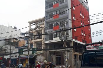Bán rất gấp toà nhà MT Huỳnh Tấn Phát, Q7 DT 7.6x25m (202m2) 6 lầu mới, HĐT 160 triệu/ tháng
