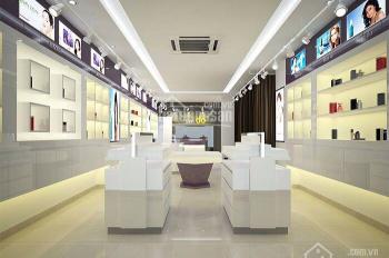 Cho thuê nhà mặt phố Lê Thanh Nghị, Hai Bà Trưng, 170m2, MT 6m, giá thuê 40 tr/th KD mọi mô hình