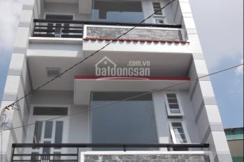 Nhà mới trệt 2 lầu, đường Gò Dầu, quận Tân Phú, 5PN có máy lạnh. LH: 0903138144