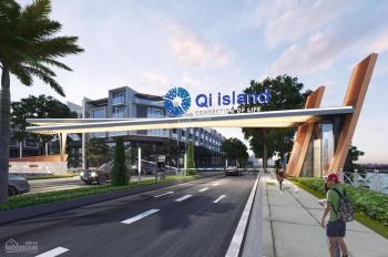 Mở bán giai đoạn 1 khu đô thị biệt lập Qi Island mặt tiền Ngô Chí Quốc, đẳng cấp lối sông tinh hoa