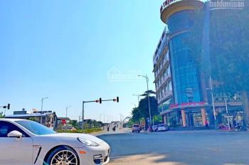 Lô đất liền kề 96m2, đối diện sân bóng KĐT Picenza Đồng Bẩm, ở trung tâm, kD đẹp. 0925582525