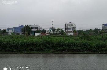 Bán đất mặt đường Máng Nước, An Đồng, An Dương lưu không rộng giá 27,5 triệu/m2