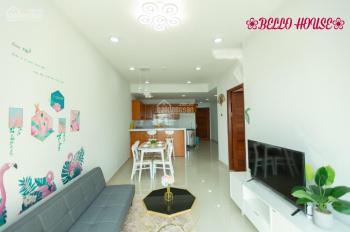 Bán căn hộ Vũng Tàu Gold Sea, 2 PN 2 WC, giá 45tr/m2, full nội thất view biển, LH 0968213350