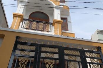 Nhà 1 trệt 2 lầu, hẻm xe hơi đường Số 8, phường Tăng Nhơn Phú B, Q9