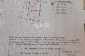 Bán nhà 1trệt 2 lầu DT 211m2 đường Trần Kế Xương, quận Phú Nhuận 167tr/m2 có luôn nhà LH 0944589718