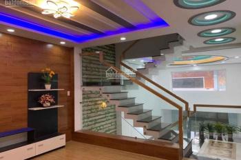 Chính chủ cho thuê nhà HXH 1 trệt 2 lầu đường Trần Quang Diệu, Q. 3