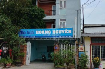 Bán nhà nghỉ 4 tầng 10 phòng ngủ mặt tiền đường Lê Ngô Cát, TP Huế