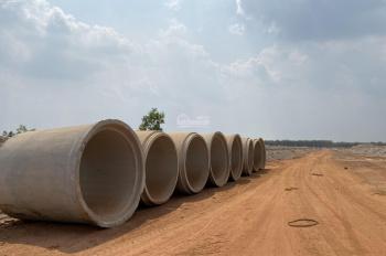 Đất nền tái định cư của Becamex tại khu công nghiệp mở bán 50 nền giá chỉ từ 4,3 triệu/m2