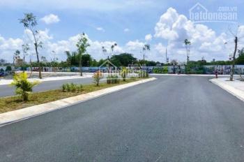 Cần bán lô đất dự án MT đường Phú Mỹ - Tóc Tiên 30m. View hồ sinh thái. Dt 150m2. Shr. Giá 600tr