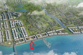 Đất shophouse 2 mặt thoáng view trực diện biển, giỏ ngoại giao FLC Tropical City Hạ Long