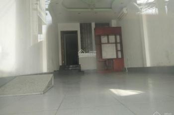 Cho thuê nhà 1 trệt, 2 lầu mặt tiền đường Trương Công Định, P3, Vũng Tàu
