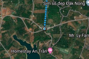 Tp Gia Nghĩa, Đăk Nông - Bán 1,7ha có 53m MT nhựa view đẹp, biệt thự vườn. LH: Mr Hưng 0946629662