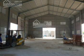 Cho thuê kho xưởng Vĩnh Phú Bình Dương DT: 440m2 sát Quốc Lộ 13 giá 20 triệu/tháng