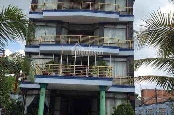 Chủ kẹt nợ, bán nhà MT Bà Triệu, Hóc Môn, 15m x 60m, 4 lầu khu trung tâm Hóc Môn