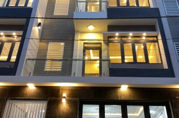 Nhà phố hiện đại giá gốc diện tích 6,4 x 13m, khu Petachim đường Huỳnh Tấn Phát, Q7, giá 5.5 tỷ