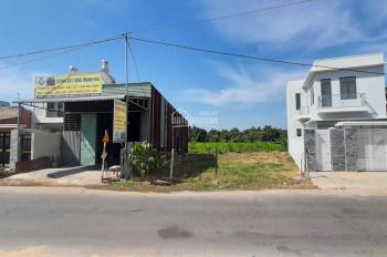 Bán đất mặt tiền An Thạnh 24, hai mặt tiền. Thành phố Thuận An, Bình Dương đường nhựa 7 mét