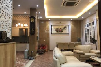 Bán nhà mặt phố Mạc Đĩnh Chi, Nguyễn Khắc Hiếu, Ba Đình 80m2x4T mặt tiền 8m mới tinh, giá 18.5 tỷ