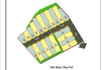 Bán đất cách công nghệ cao Hoà Lạc 300m, Bình Yên, Thạch Thất. DT 126m2, ô tô vào giá 950 triệu