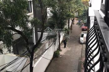 Nhà đẹp phố Nguỵ Như Kon Tum, Q. Thanh Xuân DT 45m2, 5 tầng, mặt tiền 4,5m giá 8,9 tỷ