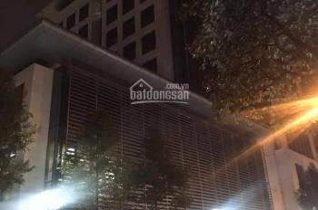 Bán duy nhất 1 căn phân lô vip Ba Đình - Lăng Bác - 7 tầng - thang máy - ô tô - kinh doanh