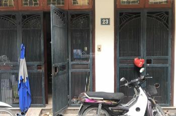 Bán nhà riêng ngõ 62 Nguyễn Chí Thanh