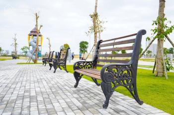 Chính chủ bán lô đất biệt thự sát sông Cổ Cò, đối diện công viên cách cầu Rồng 11km